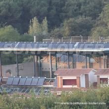 Kompakte Solarwarmwasserbereiter