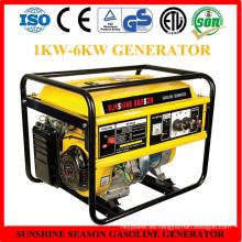 Generador de gasolina de alta calidad 3kw para uso en el hogar con CE (SV3800)