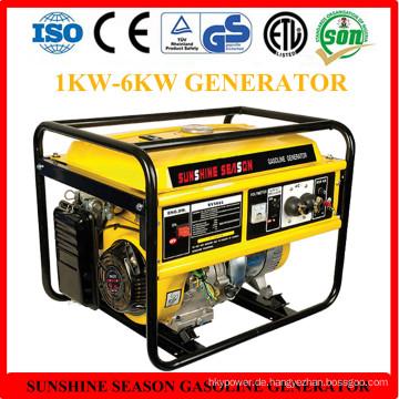 3kw Benzin Generator für den Heimgebrauch mit CE (SV3800)