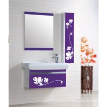 Hot Cabinet de salle de bain en PVC avec certificat CE