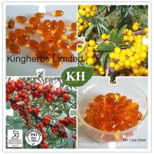 Sea Buckthorn Seed Oil & Softgels / Antioxidant / Berry Oil