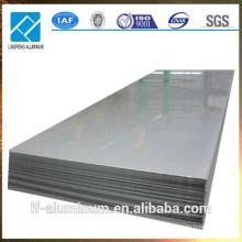 Precio de fábrica, hoja caliente del aluminio de la venta