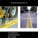 glass beads road marking for sale