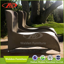2013 Rattan Outdoor Daybed Set (DH-8888)