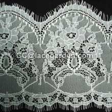 Delicated Eyelash Lace Design