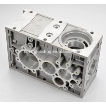 CNC precision aluminum machining parts