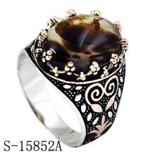 Nouvelle Arrivée Bijoux 925 Sterling Fashion Ring pour Homme