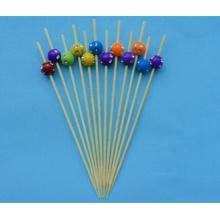 Werbe-Geschenk Natürlicher Bambusspieß / Stick / Pick (BC-BS1008)