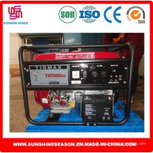 Tigmax essence générateur 5kw clé Start pour alimentation (TH7000DXE)