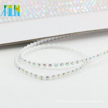 GBA023 Rhinestone String By The Yard Bling Ribbon