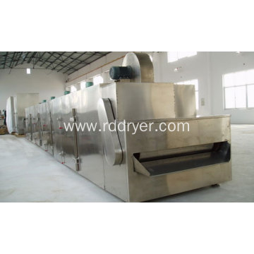 High Output Mesh Belt Drying Equipment