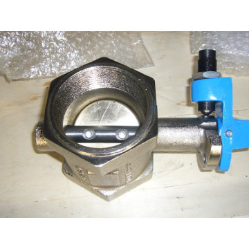 Thread End Butterfly Valve