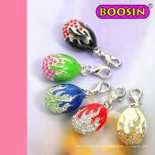 Hot Sale Russain Faberge Easter Egg Charm Wholesale