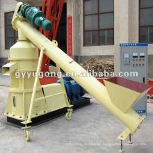 ¡Venta caliente! Máquina de Briquetas de Biomasa de Paja de Trigo de Yugong