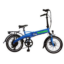 High Quality 20inch Folding Electric Bike /Bicycle with Disc Brake