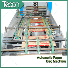 Valve Sack Bottom Pasting Machine