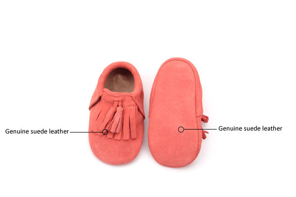 Soft Leather Baby Shoes