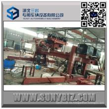 Cuerpo de camión de auxilio del rotor de deslizamiento resistente de 50 toneladas