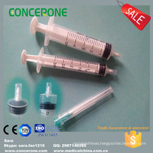 Plastic Disposable Syringe Factory for Auto-Destructive Syringe / Ad Syringe 1cc 3cc 5cc 10cc
