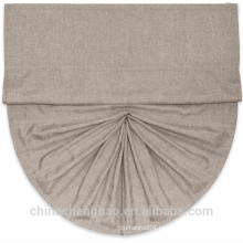 European style linen roman curtain/roman blinds parts
