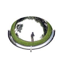 100cm 180 Degree High quality driveway blind spot half dome spherical mirror