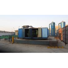 Industrial Generators OEM Mannhein Natural Gas Generator Set Lvhuan 800kw for Power Electric Home Generating Water Cooled