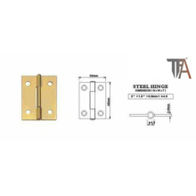 Stahl Scharnier Tür Möbel Schrank (TF 3056)