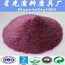 Oxyde d'aluminium rose standard Fepa pour le broyage des roues abrasives