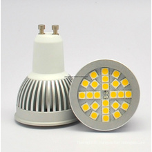 5050 LED 24PCS 3W GU10 AC85-265V LED Spotlight