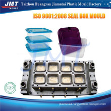high quality made in china precision plastic box mould makers