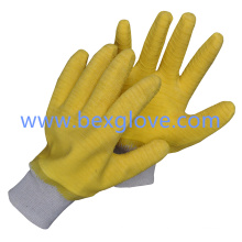 Cotton Latex Glove