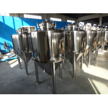 Stainless Steel Flanged Type Conical Fermenter