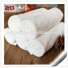 100% Cotton Customized Bathroom Towel Sets Hotel White Towel
