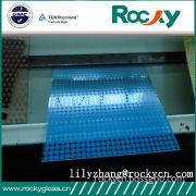 High Quality Silk Screen Glass for Window with Good Price