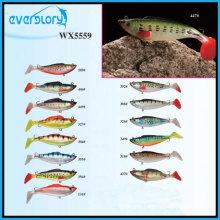 Attractif et bonne vente de matériel de pêche au leurre de pêche au plomb
