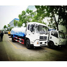 12000L water truck/water tank truck/water spray truck/ water spray sprinkler truck with water pump