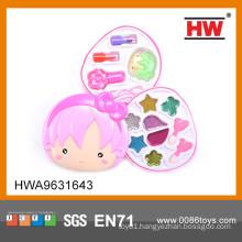 New Design children cosmetic toy plastic toy makeup set
