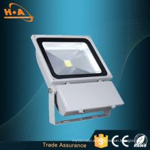 Precio bajo impermeable COB 10W inundación al aire libre de LED luz