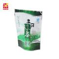 Foil bag for tea bag resealable ziplock bag
