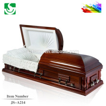 Wholesale American style high quality coffins and caskets