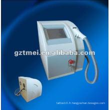 3 Machine système pour épilation, rajeunissement de la peau, soins de la peau - IPL et RF & E-light system