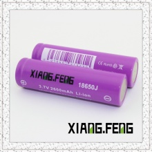 3.7V Xiangfeng 18650 2200mAh Icr Rechargeable Lithium Battery Battery Superstore