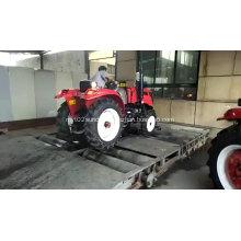 Sino Full Hydraulic 4WD 100HP Farm Tractor