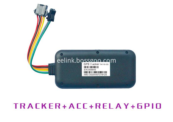 3G Car GPS Tracker