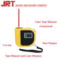 Ruban à mesurer laser 2 en 1