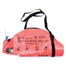 Noodgevallen Escape ademhaling apparaten 15min IMPA:330438