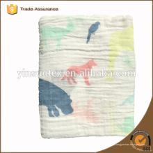 Diseño precioso muselina de algodón precio barato, 2016 nuevo patrón