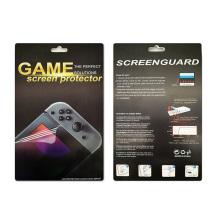 HD Displayschutzfolie Wassertropfenbeständig Anti-Scratch Film für Nintend Switch Protective Skin