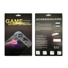 HD Screen Protector Water Drop Resistant Anti-Scratch Film for Nintend Switch Protective Skin