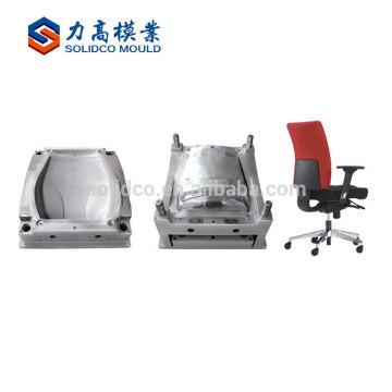 Nouveau venu la fabrication en plastique bon marché de moule de chaise de bureau de moule